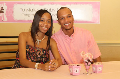 Chanelle's Baby Shower No. 2 April 6, 2013