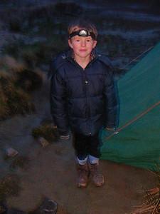5am on the mud flat by Llyn Llydaw