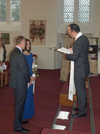 marisa and steve's wedding