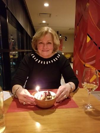 Jill's Birthday 2018