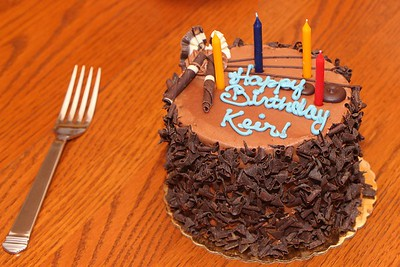Keir Birthday 2014