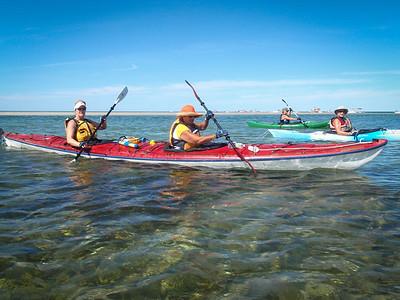Kayaking Sandy Neck-27