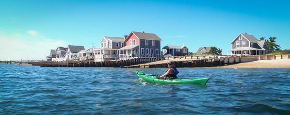 Kayaking Sandy Neck-28