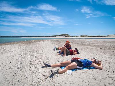 Kayaking Sandy Neck-23