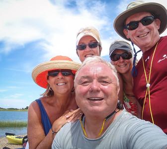 Kayaking Sandy Neck-05
