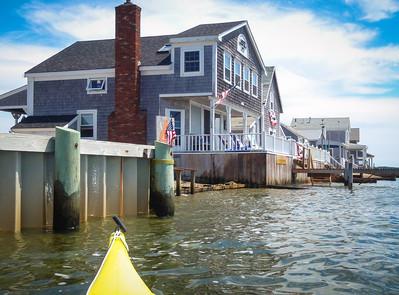 Kayaking Sandy Neck-17