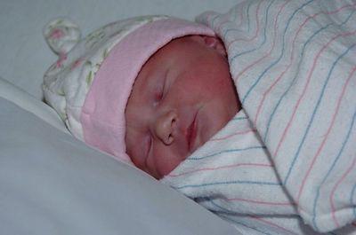 Claire Elise born 7/11