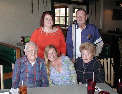 Dad's Birthday celebration - - now 97