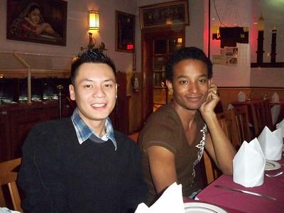 Dec 18, 2009 | Dustin's Birthday at Bollywood II