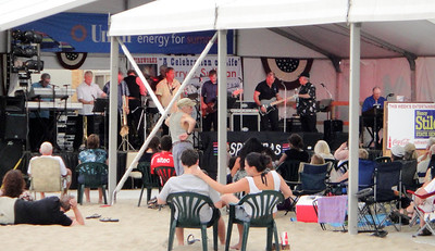 America Concert Hampton Beach