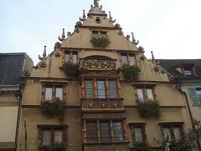 Cool House in Colmar