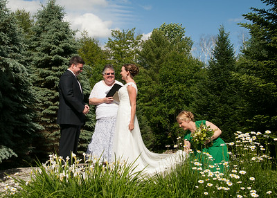 Kim and Brett's Wedding Weekend