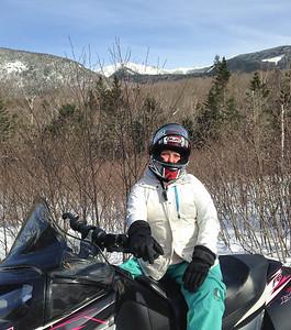 Sleddin' 2105 White Mountains