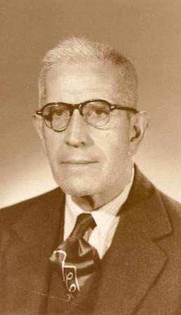Abuelito Manuel Maria Martinez Gonzalez.