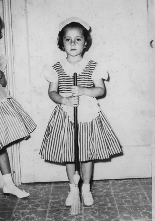 Patricia Martinez, c. 1964.