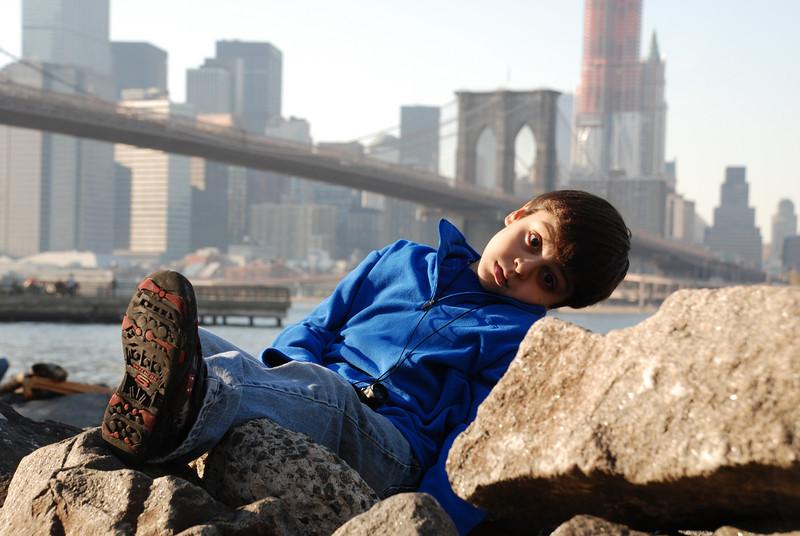 Brooklyn Bridge - Nov 8, 2009