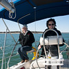 Lisa at the Helm