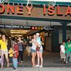 Coney Island Subway Stop
