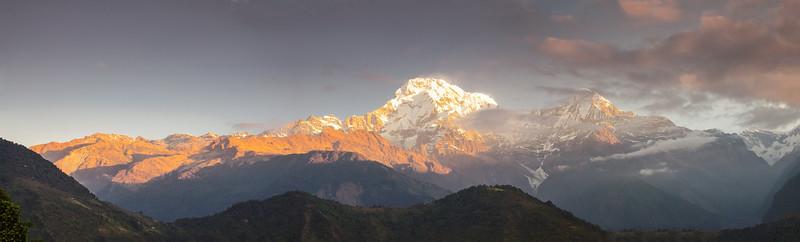 Annapurna from Ghandruk