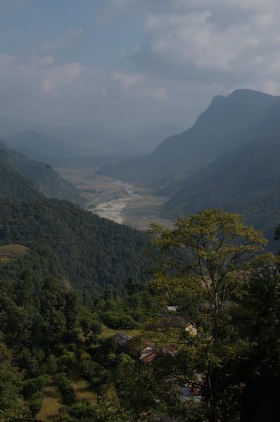 Mardi Khola Valley