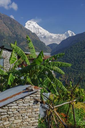 Annapurna and Huinchuli