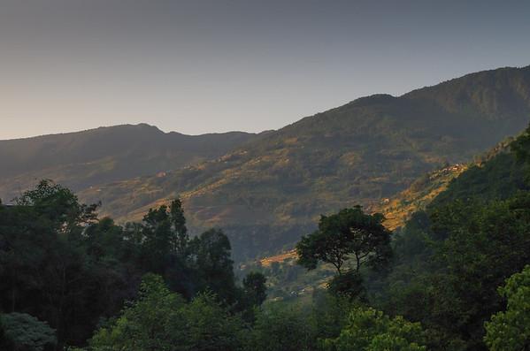 Sunrise at Tikhedhunga