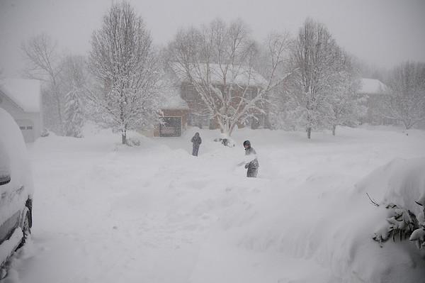 Feb Snow Storm