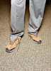Wrong Shoes for the Groom