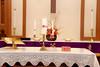 The wedding candle