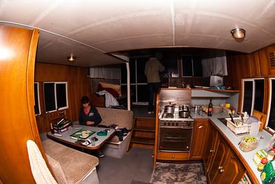 Hawksbury Houseboat weekend