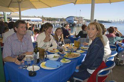 Susanna's visit - 2005