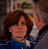"""Russell to Susan:  """"Whatever you do, don't spin on turn 7"""""""