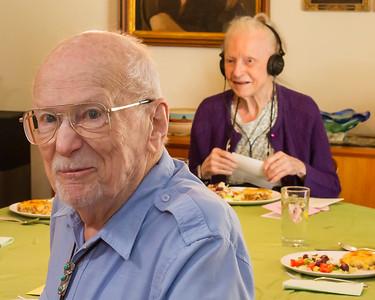Garland 102nd Birthday 2018-2