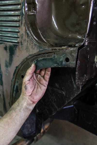 Gary's '48 Truck