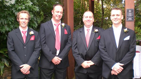 Grayson & Stephanie Kinnane's Wedding
