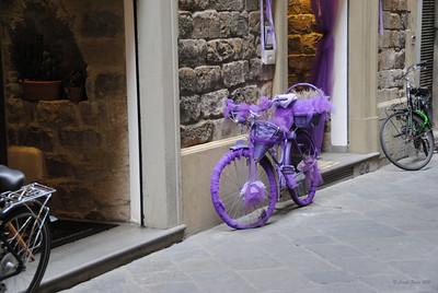 My Bike isn't that purple !