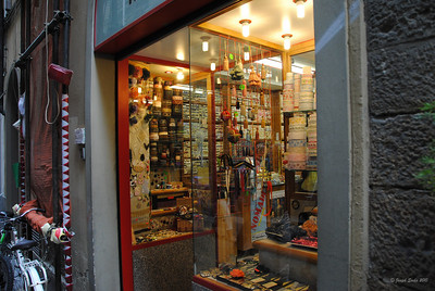 The second Button shop we found