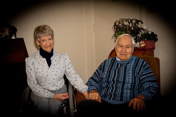 Judy and Russ