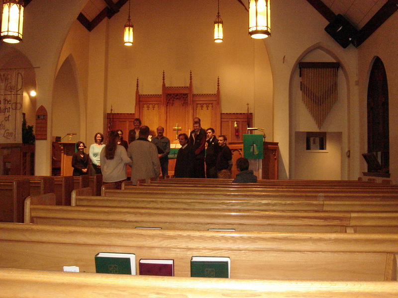 Kathy's pictures from Nathan and Erica's wedding - September 23, 2006