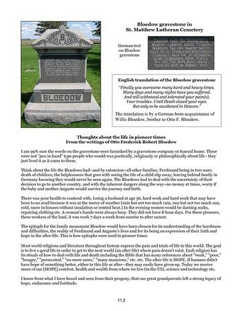Ch 11 Cemeteries of Ancestors