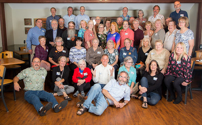 LHS Class of 1970 Medicare Birthday Party - October 7, 2017