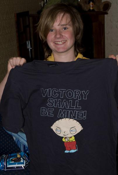 2008 Luke's Birthday