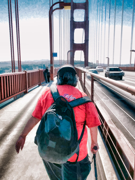 Marguerite's Bridge Walk