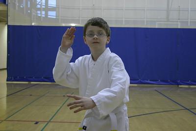 2006 03/16 Karate
