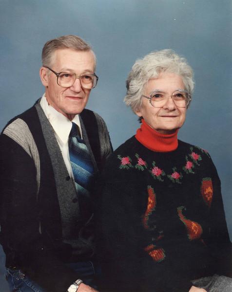 Grandma & Grandpa 2