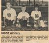 1988 Humboldt Co  Fair rabbits
