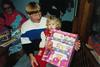 Brittany Phil Sandi 1992