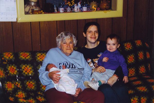 1-3-98 Beryl Sabrina Nicole Jennifer