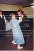 Linda and Tyler dancing
