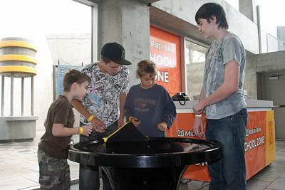 Noah, Scotty, Kevin & Josh